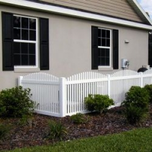 Top-Rated Aluminum Fences in Oakwood GA - The Fence Store - Vinyl_Princeton