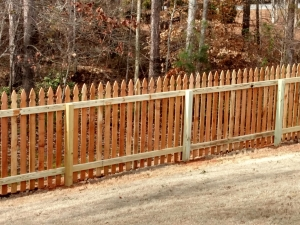 Professional Fence Materials in Bethlehem GA - The Fence Store - 5_ft_French_Gothic-min
