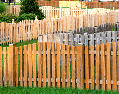 Getting Started: Fence Materials in Buford GA | The Fence Store - backyard-fence-services